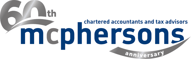 McPhersons Accountants logo